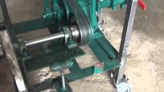 МБ Мотор Сич + кормовой экструдер часть 5