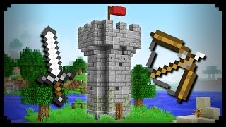 • Minecraft: How to make a Castle Tower