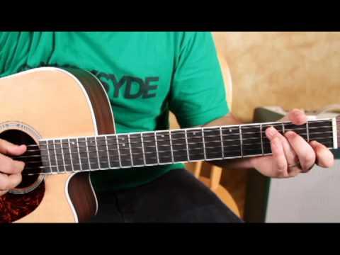 Acoustic Blues Guitar FingerPicking Lesson – Fingerstyle Acoustic Blues on Guitar Lessons
