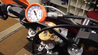9. How to Compression Test 2 Stroke Engines