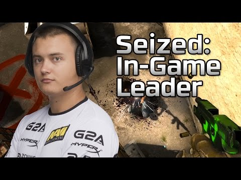 NaVi CSGO In-Game Leader Seized - How to be the Best CSGO Team Coach