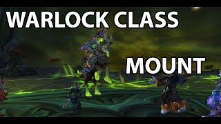 Twitch: https://www.twitch.tv/thebaelinatorTwitter: https://twitter.com/TheBaelinatorIn this video I show ya'll how to get the Warlock class mount and the different color variations!If you enjoyed this video or any others than don't forget to like, comment and subscribe!