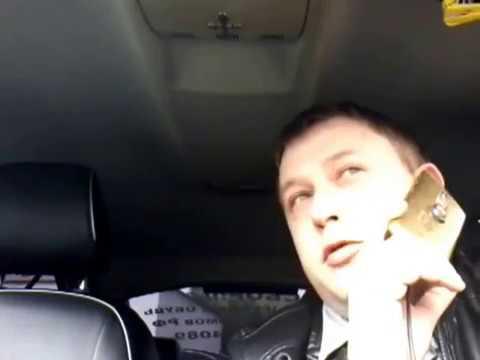 Такси-Наглый и Офигевший пассажир - DomaVideo.Ru