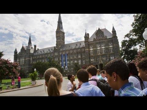 Georgetown University Gay 100