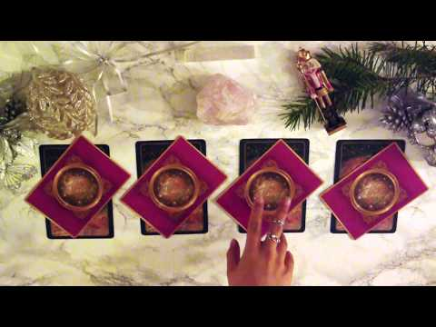 Love messages - PICK A CARD  Love Reading DECEMBER 2018