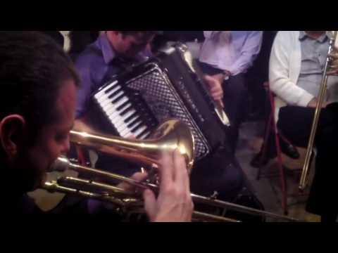 Tocata CCB Pavão Bonito em Leme, Bettinho no trombone