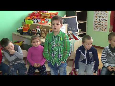 Igor Dodon a vizitat grădinițele de copii din satele Vădeni și Volovița, raionul Soroca