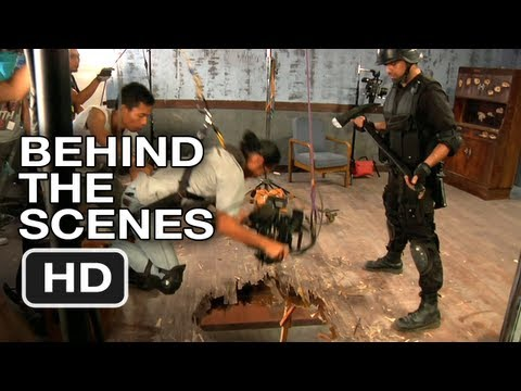 The Raid: Redemption - Behind the Scenes - Martial Arts Action Movie (2011) HD