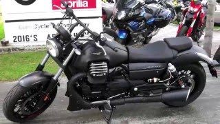 10. 2016 Moto Guzzi Audace Nero Travolgente at Euro Cycles of Tampa Bay