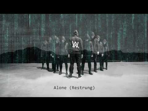 Video Alan Walker - Alone (Restrung) download in MP3, 3GP, MP4, WEBM, AVI, FLV February 2017