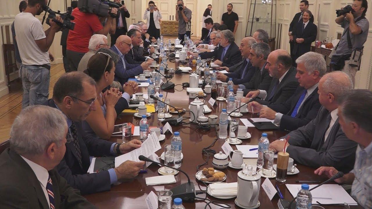 Σύγκληση στο ΥΠΕΞ του Εθνικού Συμβουλίου Εξωτερικής Πολιτικής για το Κυπριακό