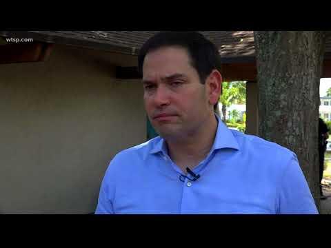 WTSP: Senator Rubio Speaks on Separating Families at Border