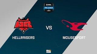 mouz vs HR, game 1