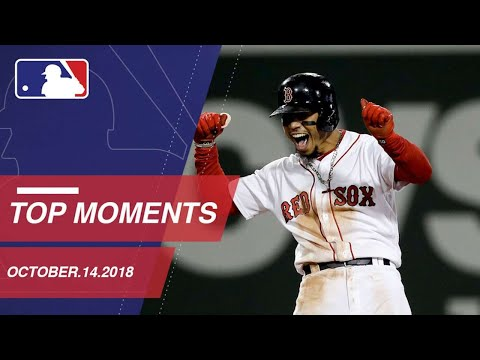 Video: Top 5 Moments from October 14, 2018