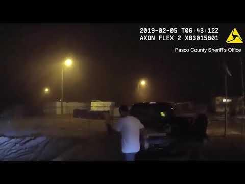 Μεθυσμένος χόρεψε στο αλκοτέστ και τον συνέλαβαν