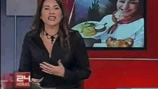 Conoce las delicias de la cocina peruana (tv chile)  ★★★★★