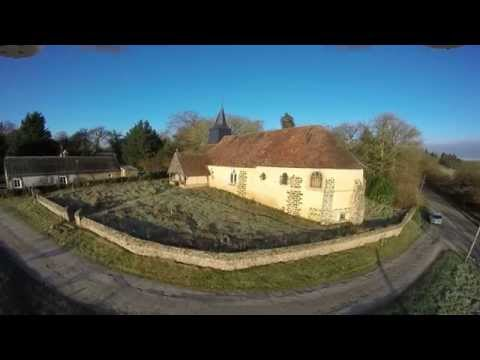 Rugles Drone Video