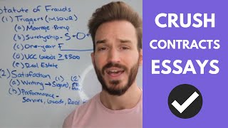 Video How to Analyze The Statute of Frauds on a Contracts Essay MP3, 3GP, MP4, WEBM, AVI, FLV Agustus 2019