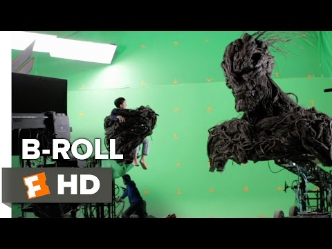 A Monster Calls (B-Roll 1)