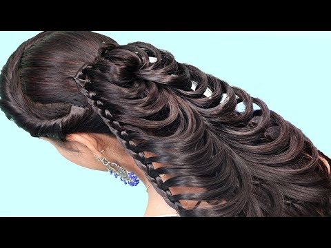 Perfect Hairstyles for School Girls  Easy Hairstyles for long hair  Hair Style Girl  Hairstyles