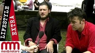 Granada Men & Motors Interview 1997