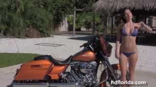 6. 2014 Harley Davidson FLHX Street Glide review