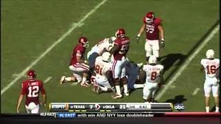 Kheeston Randall vs Oklahoma