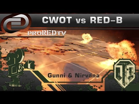 CWOT vs RED-B
