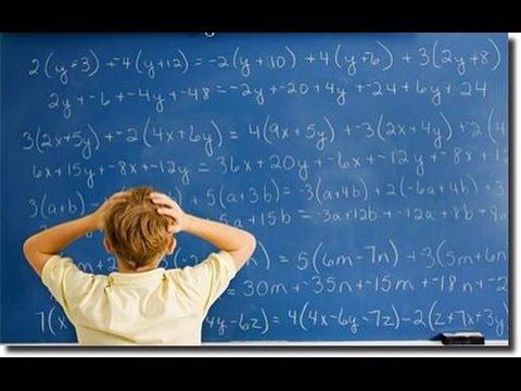 Como aprender matematicas / How to math