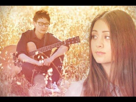 Tekst piosenki Gerald Ko - Everything Has Changed (cover)  feat. Jasmine Thompson po polsku