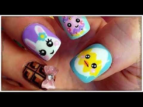 Decorados de uñas - Las últimas tendencias de Uñas decoradas con gemas