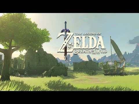 The Legend Of Zelda : Breath of the Wild - météo dynamique