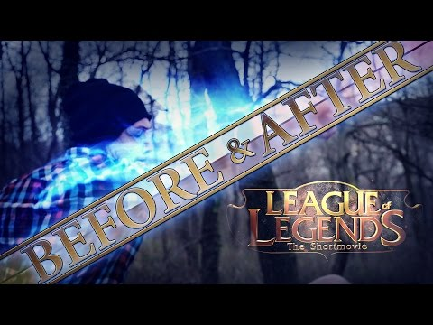 , title : 'League of Legends - Before & After'