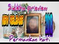 Sidikha prieview - Single_Permainkan_Hati_2018 official musik vidio