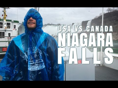 Download USA vs. Canada - Whose NIAGARA FALLS are Better? | Destination Jackson HD Mp4 3GP Video and MP3