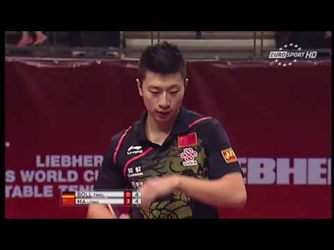 2012 Men's World Cup (ms-final) MA Long Vs Timo BOLL [Full Match/HD1080p]