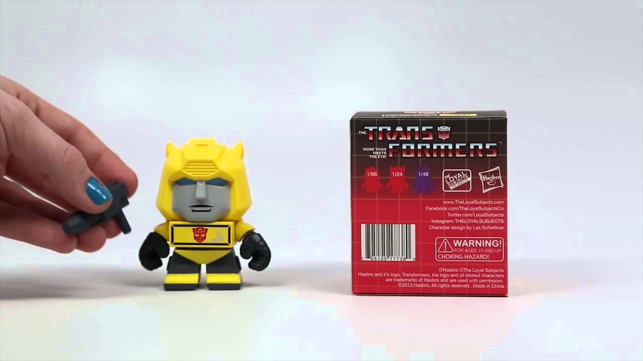Transformers by Loyal Subjects Blind Box! Ep 4