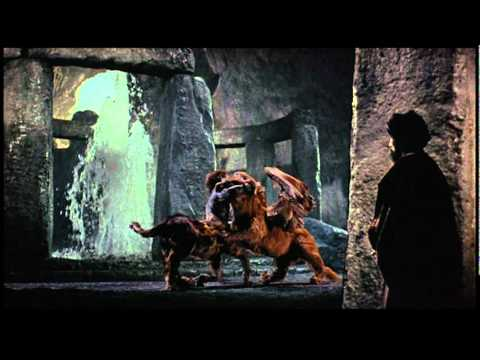 Centaur - Centaur vs. Griffin from The Golden Voyage of Sinbad (1974). Footage is © Columbia Pictures.