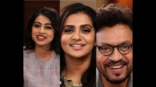 Video Irrfan Khan & Parvathy chat with Atika Ahmad Farooqui MP3, 3GP, MP4, WEBM, AVI, FLV November 2017