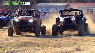10. STAGE 3 TUNED TURBO RZR VS STAGE 3 TUNED CAN-AM MAVERICK X3