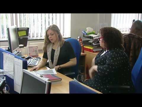 Interserve apprentice, Emily Langridge
