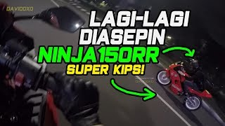 Video Hampir Crash Akibat Emosi - 250CC Diasepin Ninja 2 Tak! - CBR250RR vs Ninja150RR Super Kips! MP3, 3GP, MP4, WEBM, AVI, FLV Desember 2018