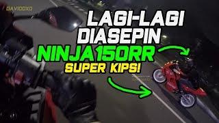 Video Hampir Crash Akibat Emosi - 250CC Diasepin Ninja 2 Tak! - CBR250RR vs Ninja150RR Super Kips! MP3, 3GP, MP4, WEBM, AVI, FLV November 2018