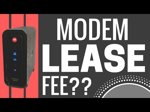 Avoid Time Warner Cable's Modem Lease Fee!
