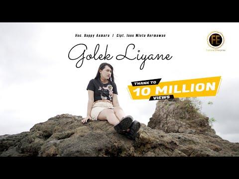 HAPPY ASMARA - LUNGAMU NINGGAL KENANGAN - GOLEK LIYANE (Official Music Video)