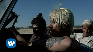 Red Hot Chili Peppers - Scar Tissue videoclip
