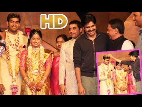 Celebrities & Politicians at Dil Raju Daughter Hanshitha Engagement | Pics Collection