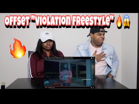 """Offset """"Violation Freestyle"""" (WSHH Exclusive - Official Music Video) 