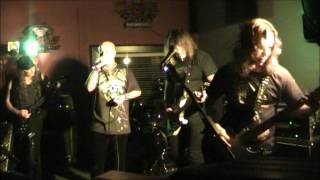 Sinister Realm - Cyber Villain (live 7-21-12) HD