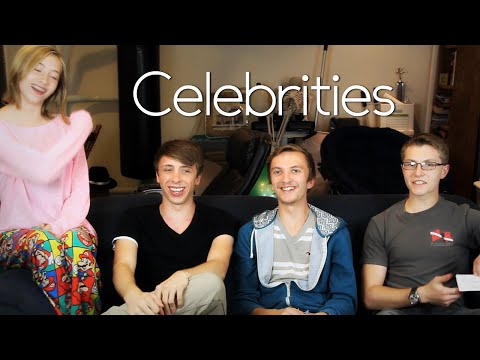 celebrity - So today we stick note cards to our foreheads with tape and basically play a very loosely moderated game of Celebrity Headbanz. Enjoy! PO Box: Kuledud3 11605 Meridian Mkt Vw Unit 124 PMB...